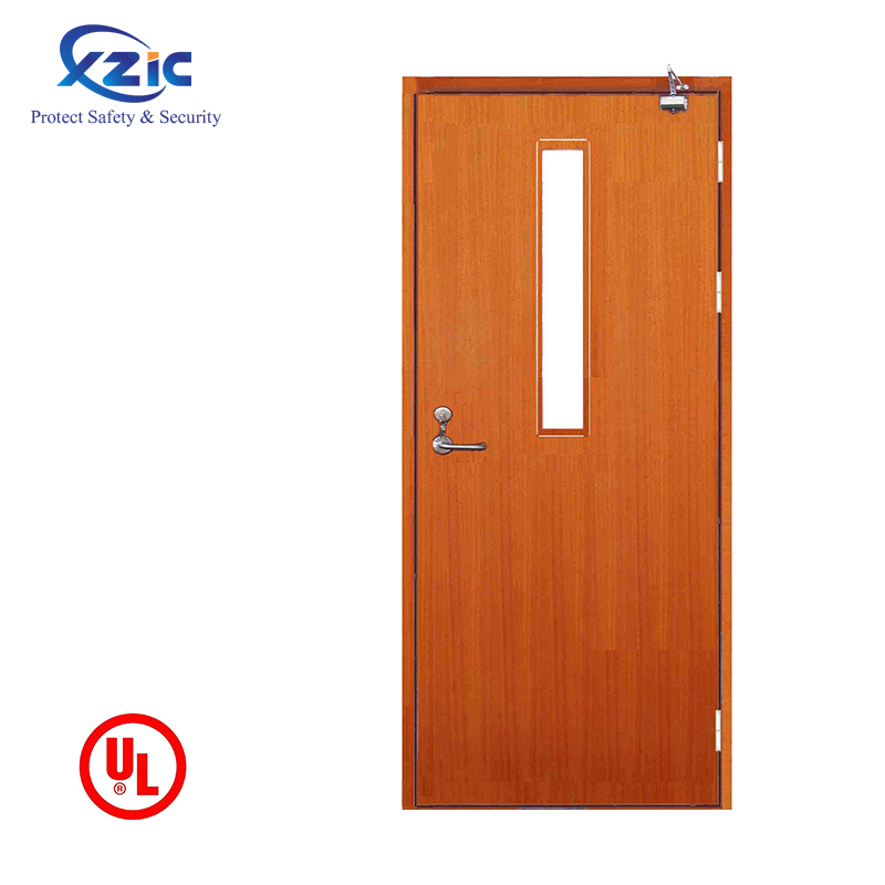 Fireproof wooden doors can be fireproof for up to 90 minutes