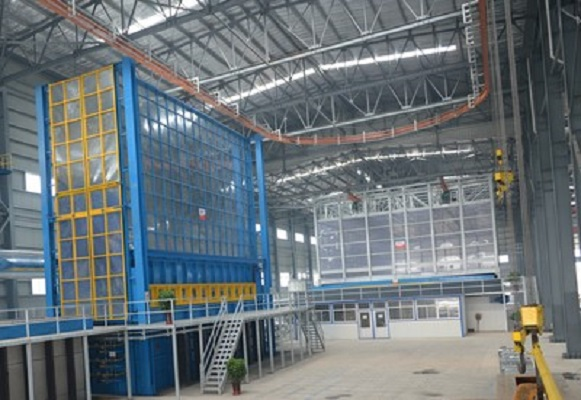 hot dip galvanizing lines from CHINA