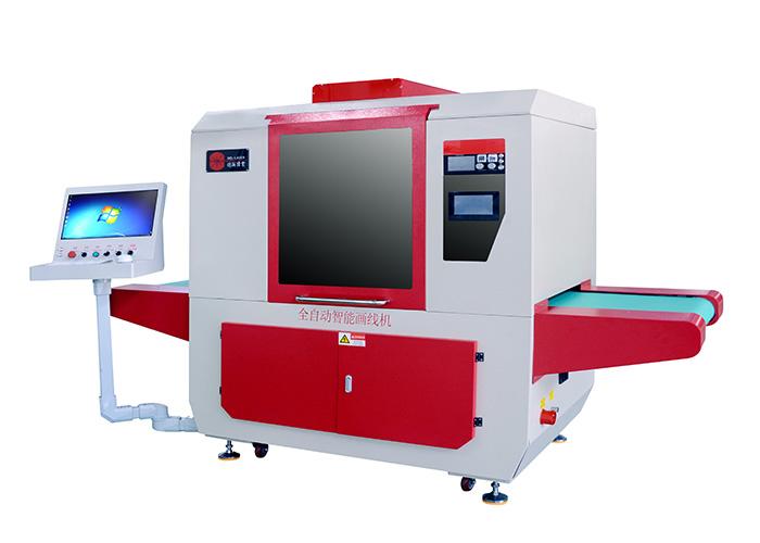 Unartificial Save Time Vamp Marking Machine Drawing Comprehensive Machine