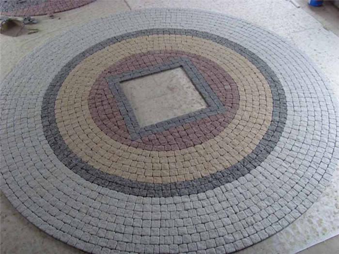 China Mosaic natural paver stone