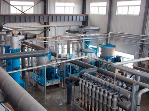 80100TD 3600mm Testliner paper Kraft paper machine raw material waste paper straw virgin pulp OCC
