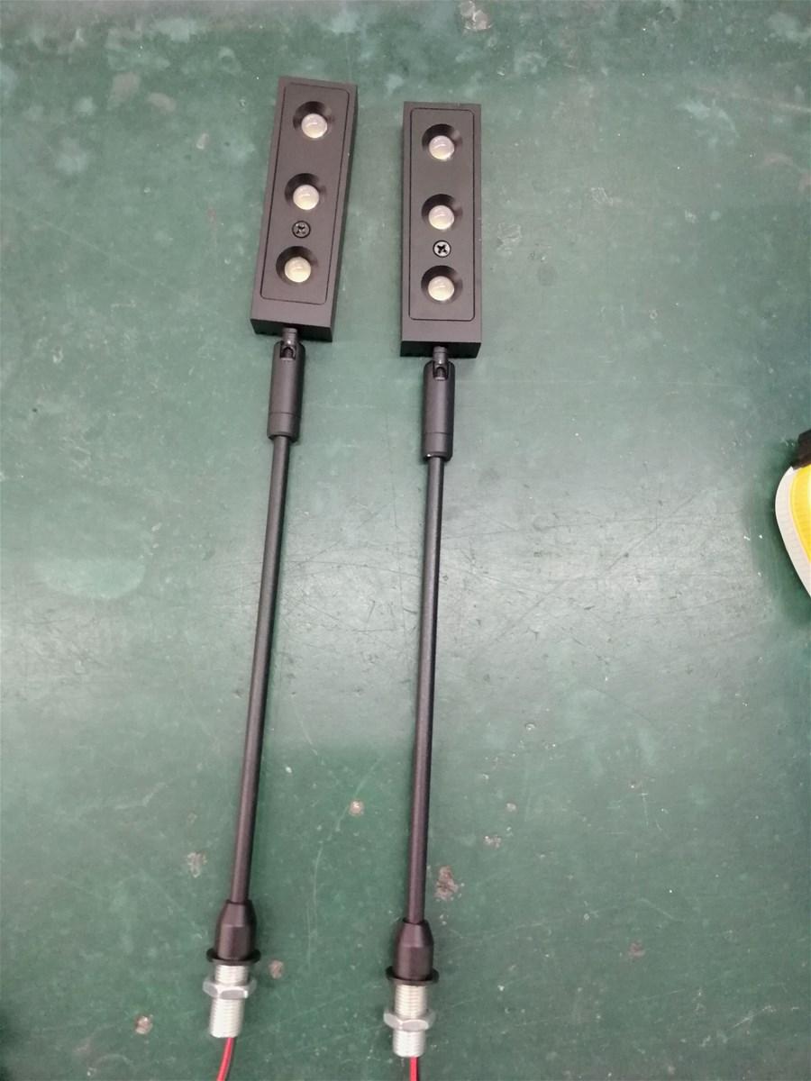 Recesed instal 3W led standing under cabinet spotlight lamp LN7322C