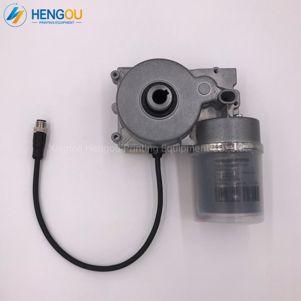 2 Pieces offset CD102 SM102 Servo Drive Strike Motor 24V DC 91105117102 SM102 Engine for offset machine 911051171