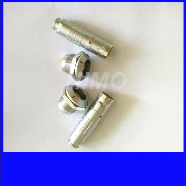 3pin Metal K Series IP68 LEMO Waterproof Metal Connector