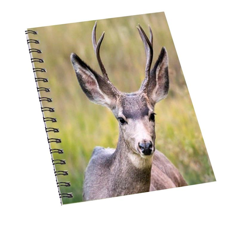 3D lenticular printing notebooks for office