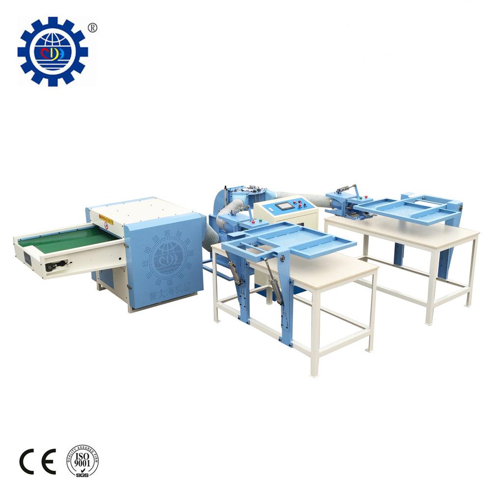 Automatic Pillow filling machine