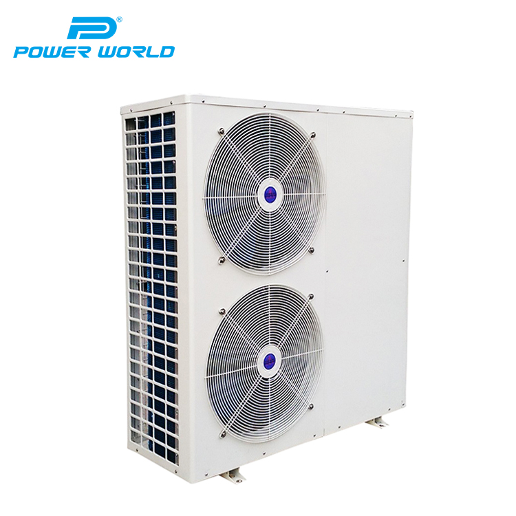 EVI DC Inverter Heat Pump For Heating CoolingHot Water