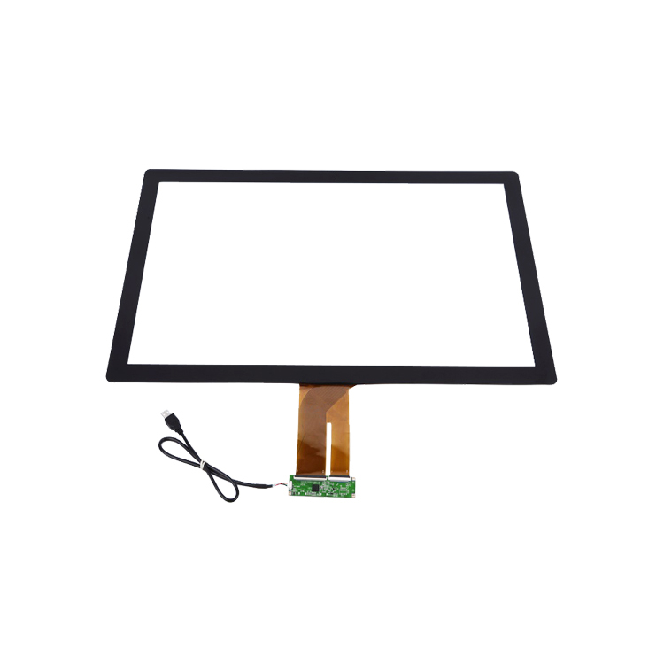 Rugged Computer 236 Inches Capacitive Touch Screen Overlay Kit