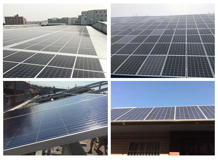 Chinese great quality polycrystalline solar panels 350 watt