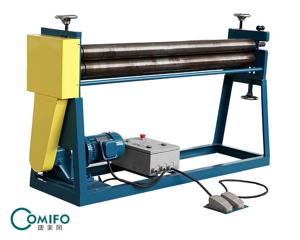 Asymmetrical 3Roller Bending MachineBending Machine