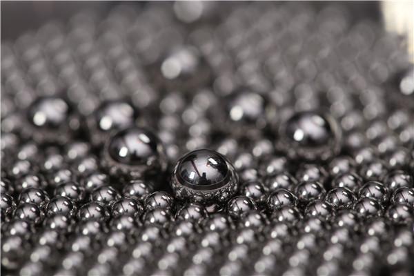 High Quality 100cr6 G100 35mm Chrome Steel Ball for Bearings
