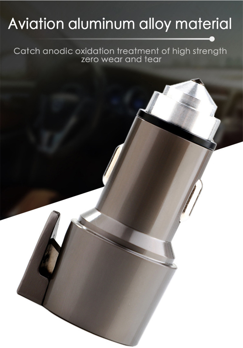 USB car charger QC30 for mobile phone