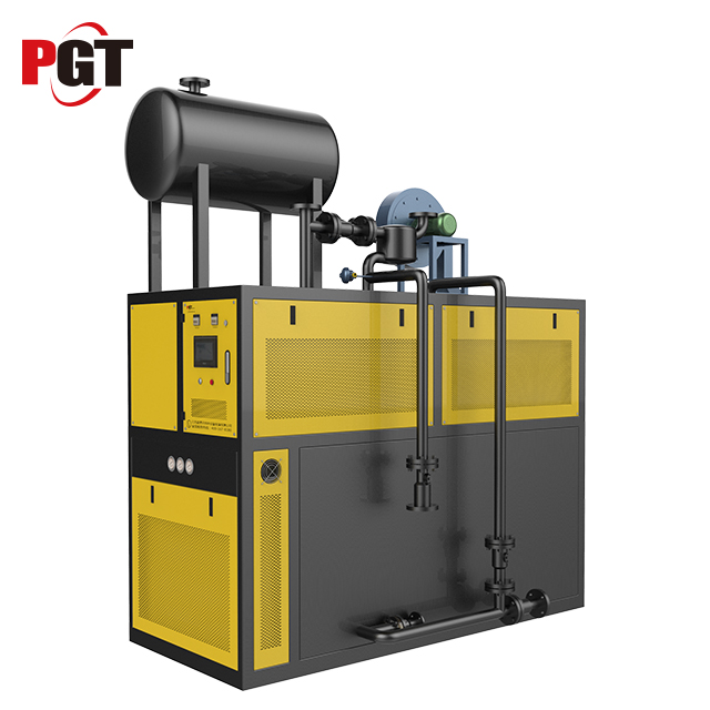 CE certified heat treatment gas thermal oil electrical heater furnace
