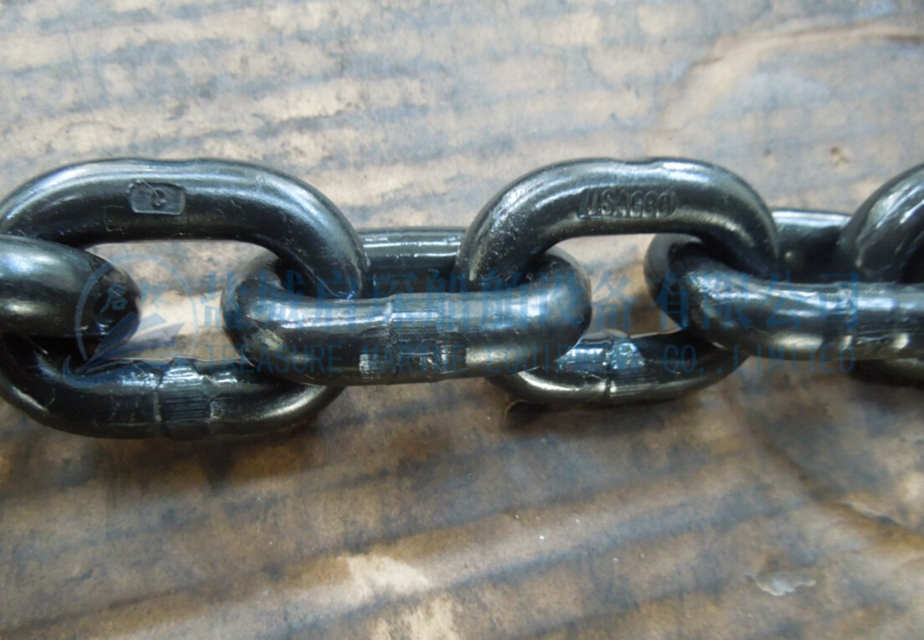 Buoy Shackle Type A anchor chain connector