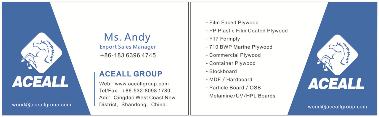 China ACEALL GROUP Medium Density Fibreboard MDF