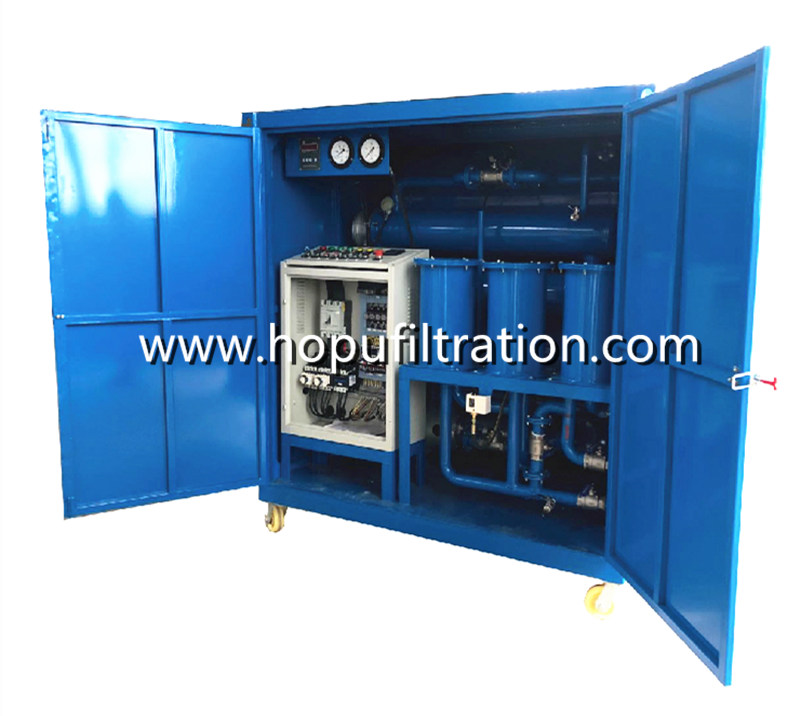 New type High vacuum Transformer oil purifier Insulating oil processing machine Purificationcleaning