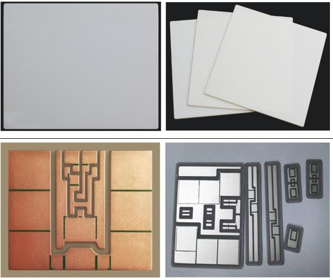 High Thermal Conductivity BeO Aln Sic Al2O3 Ceramics Material