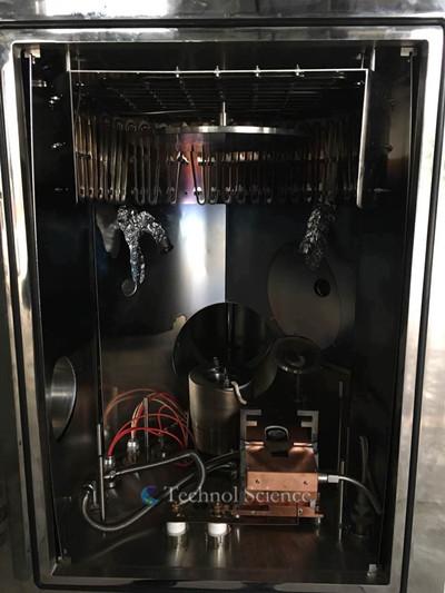 TEMD500 Electron Beam Evaporation Coating Machine System PVD Vacuum Coater