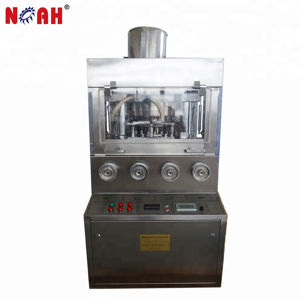 ZP35 Model Rotary Tablet Press Machine