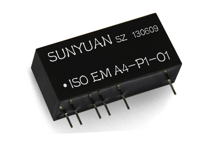 Electromagnetic DC Voltage or Current Signal Isolation Amplifier