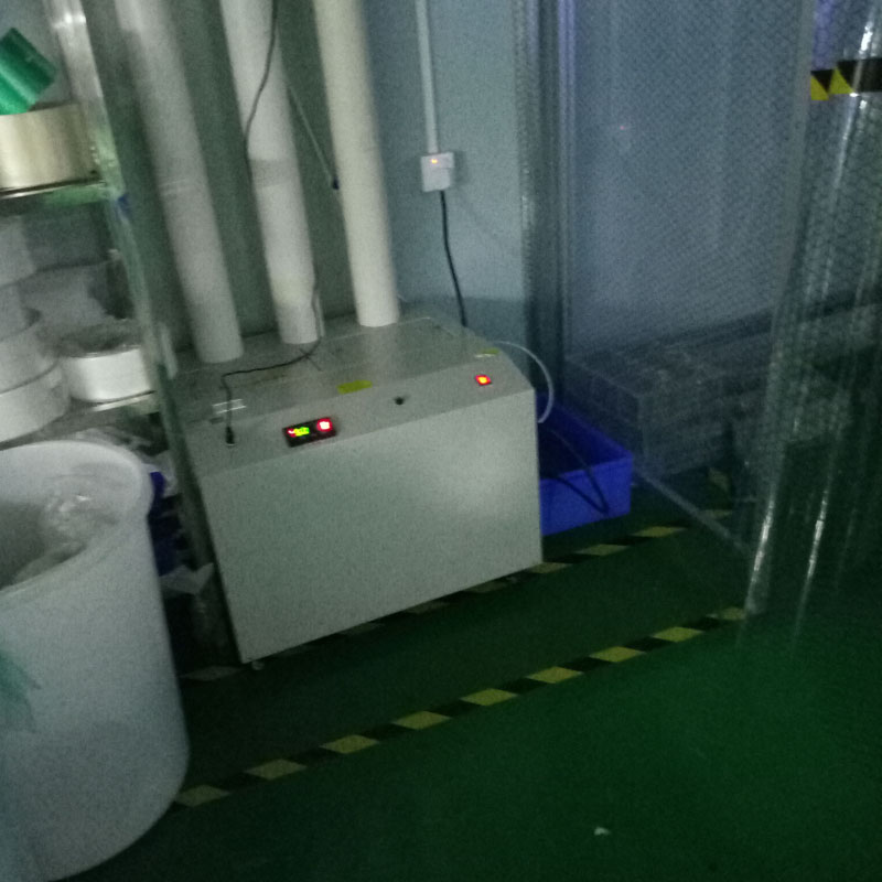 15LitreH Industrial atomizing humidifier for workshop drop dust