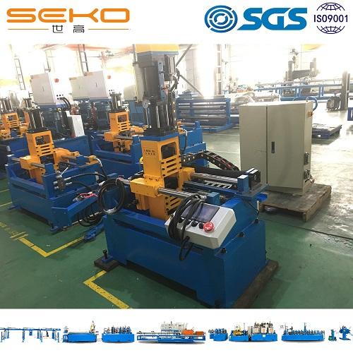 Servo Motor Stainless Steel Welding Pipe Internal Bead Removing Equipment