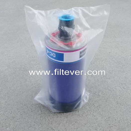 Equivalent Breather filter to replace DesCase Standard Desiccant Breather DC4