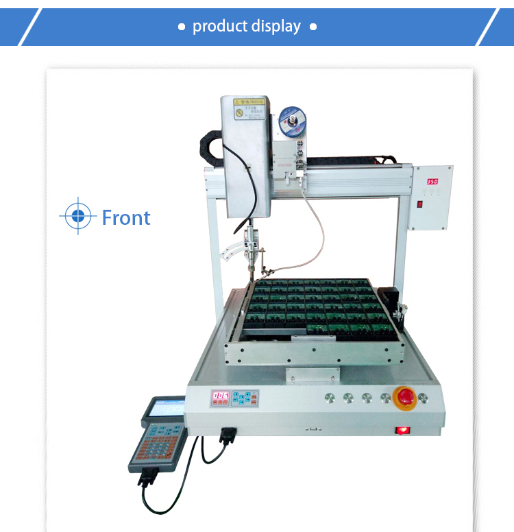 XHL L551 Desktop Adsorptiontype Automatic Screwtightening Machine