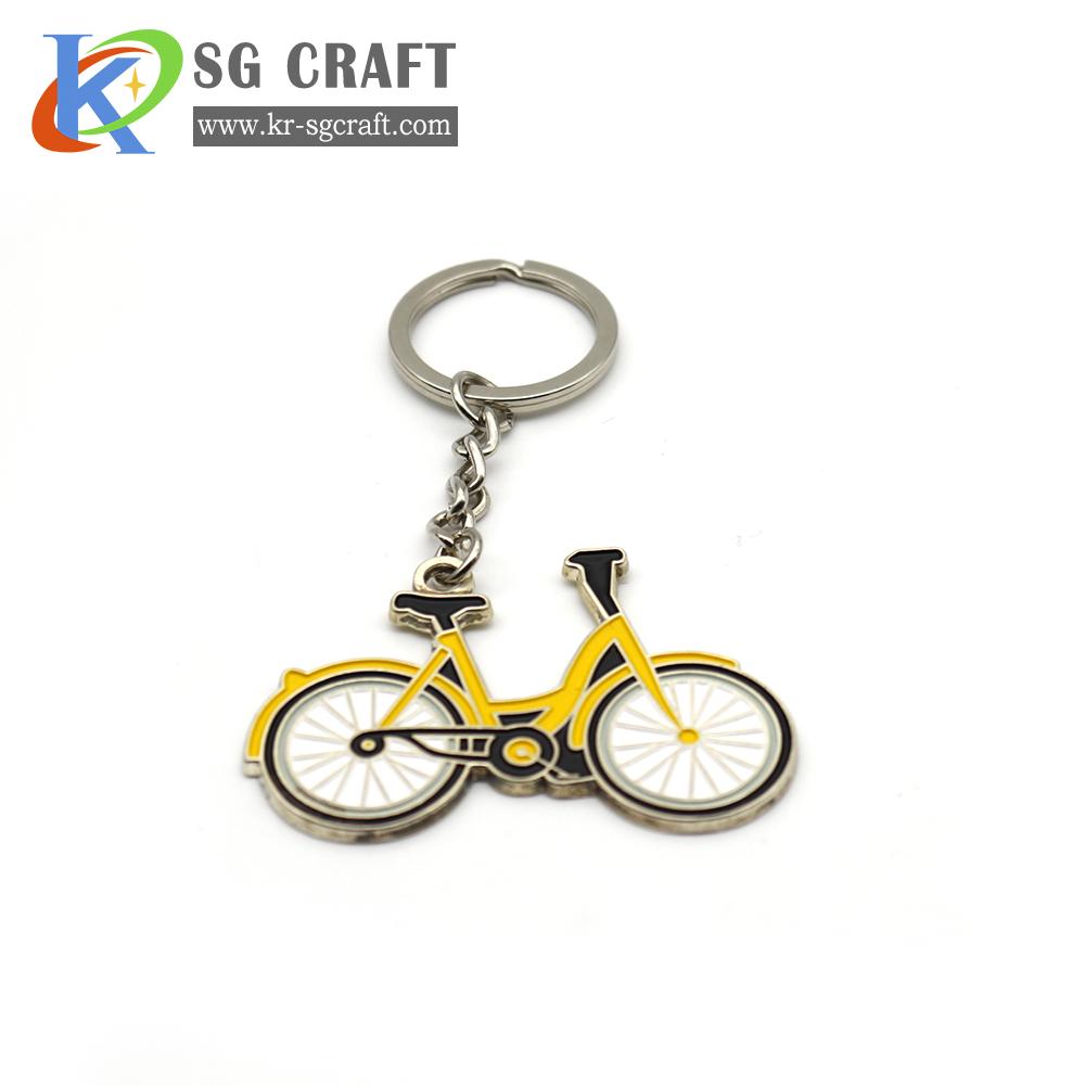 custom bicycle keychain custom bicycle keychain