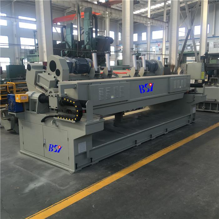 High speed 8feet wood veneer rotary peeling lathe machinery for plywood making