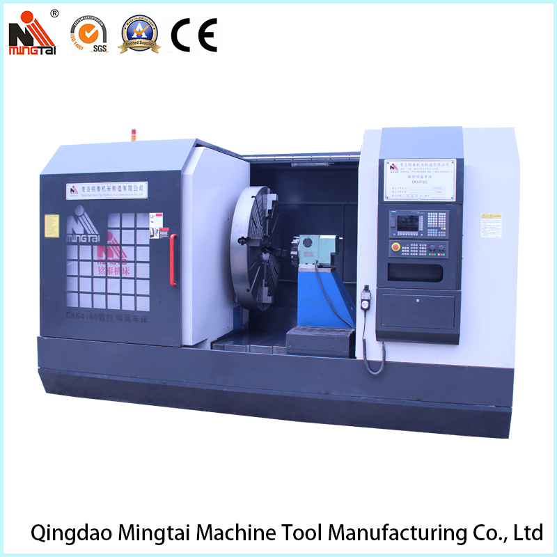 High Quality Facing CNC Lathe Machine for turning shipyard propellerMold
