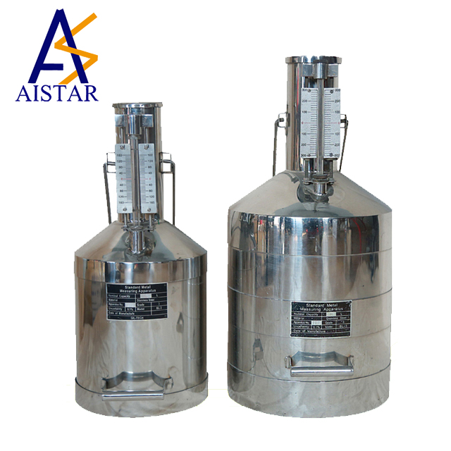 20L measuring can stainless steel