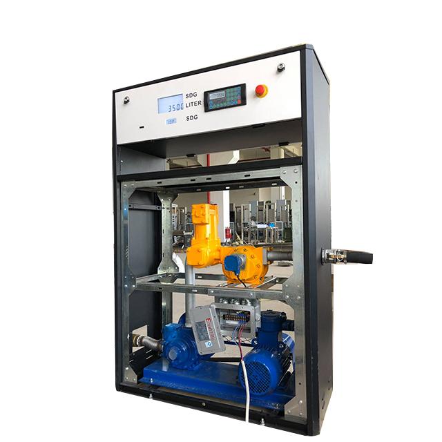 Lpg dispenser usedf for LPG station