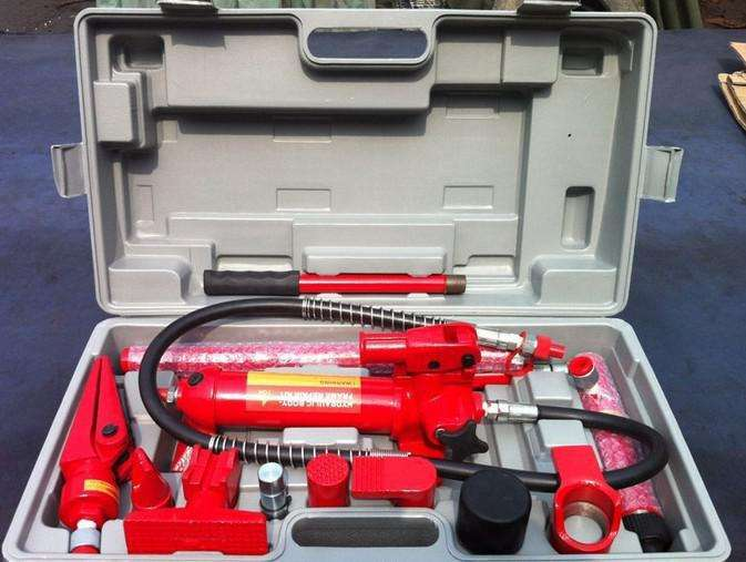 Porta power Jackporta power auto body frame repair kit
