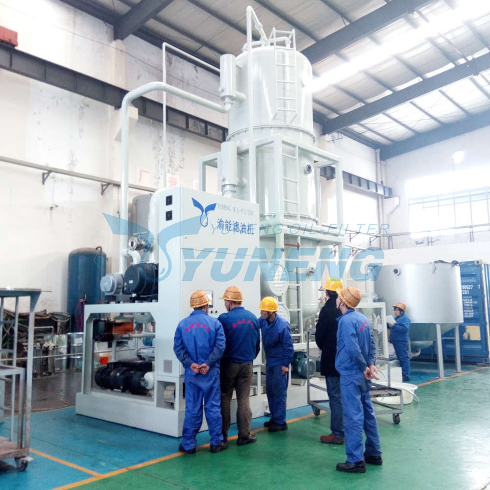 Including Fixed Close Type and Mobile Trailer Mounted Type Electric Transformer Oil Purifier Equipment