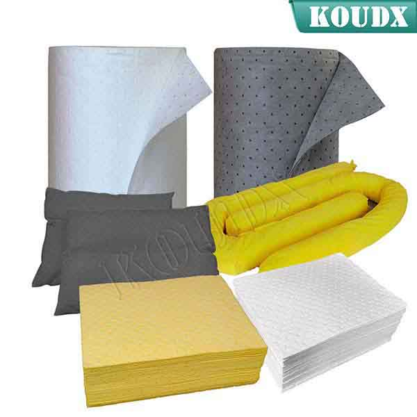 KOUDX Absorbents and Spill Kits