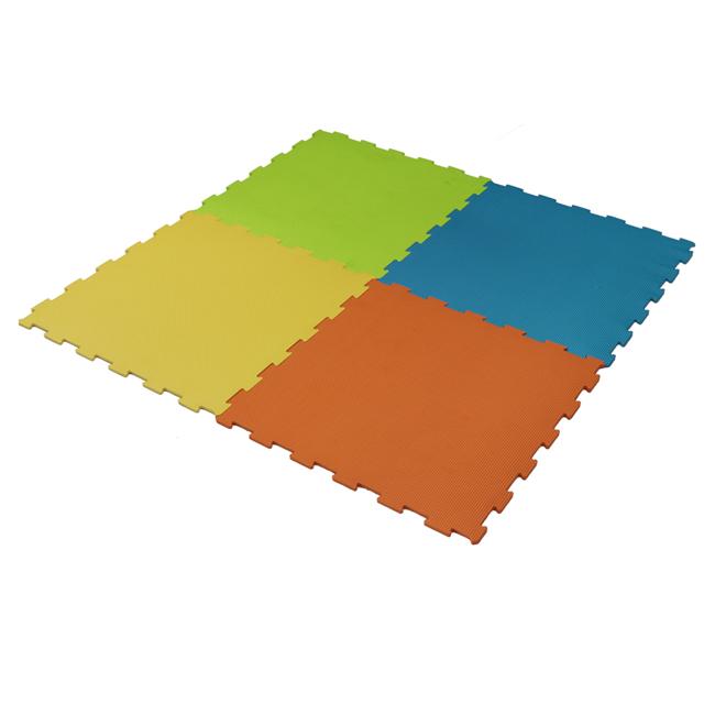QT MAT EVA Interlocking Foam Floor Tiles Gym Mats