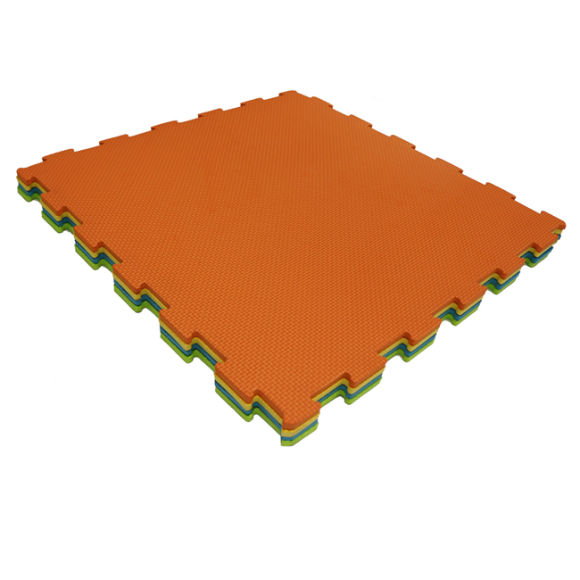 QT MAT EVA Interlocking Foam Floor Tiles Gym Mats