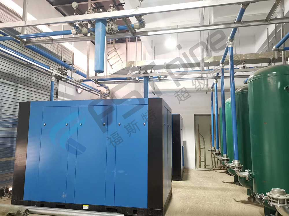 EnergyEfficient Compressed Air Piping Systems