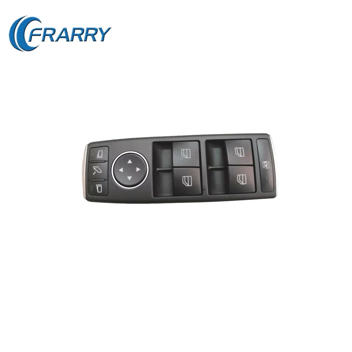 Power Window Mirror Switch 1669054400 For W176 W246 W242 C117 X117 X156 W166 Frarry
