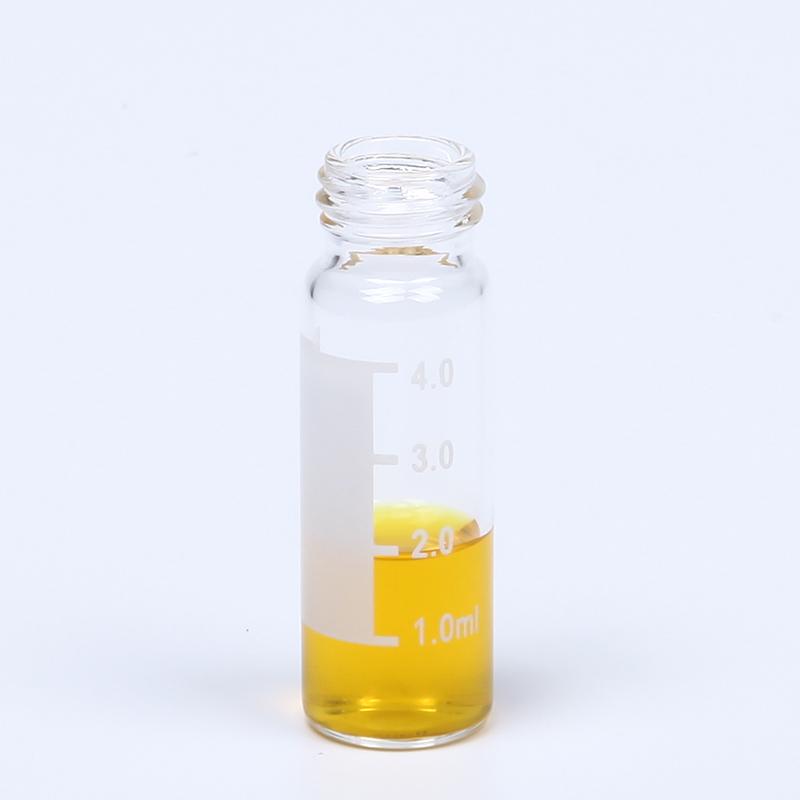 4ml screwthread vial clear 1545mm USP 1