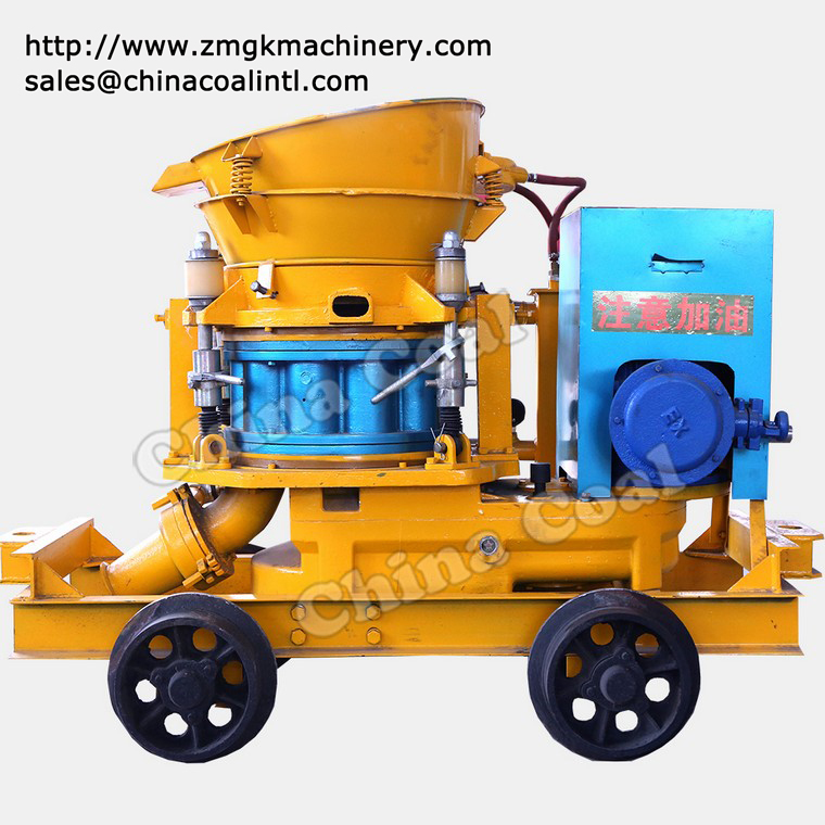 Wholesale DryMix Shotcrete Machine