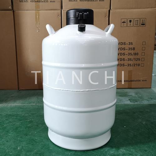 Tianchi farm dewar cryogenic vessel
