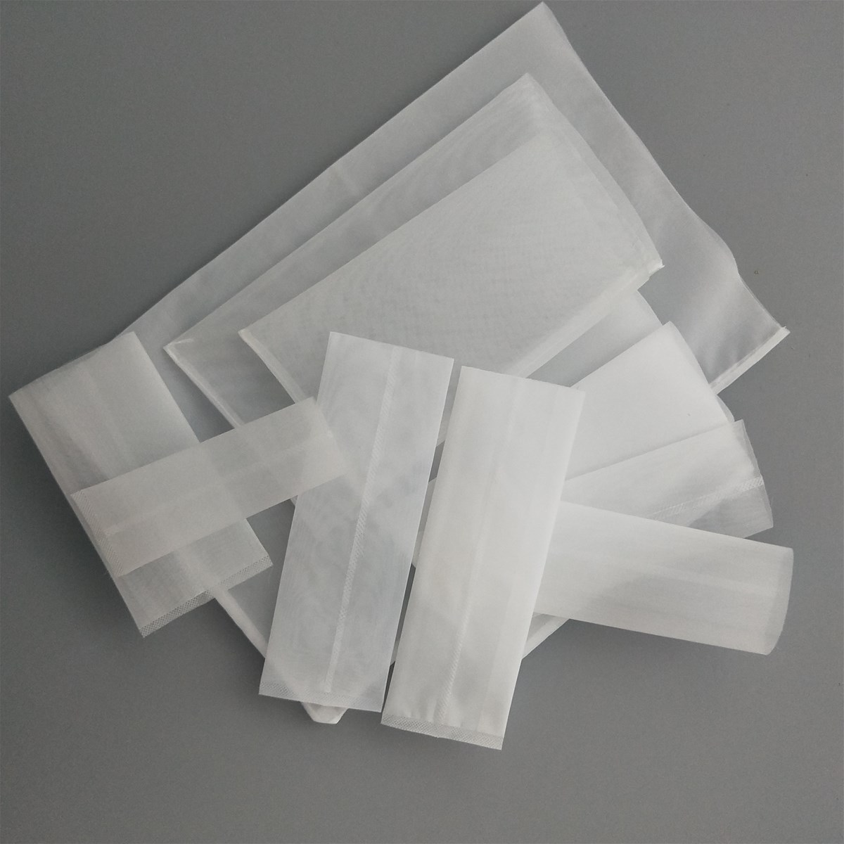 coffee filter paper for coffee and tea corrosion resistance nylon mesh rosin filter bag