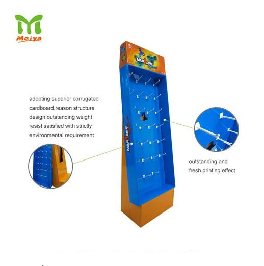 POP HOOK DISPLAYS STAND FOR TOYS