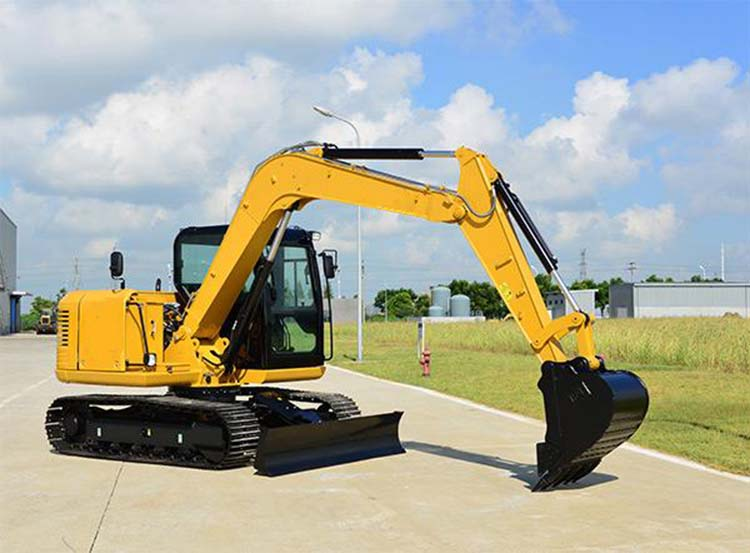 How Many Types Of Excavators Are There