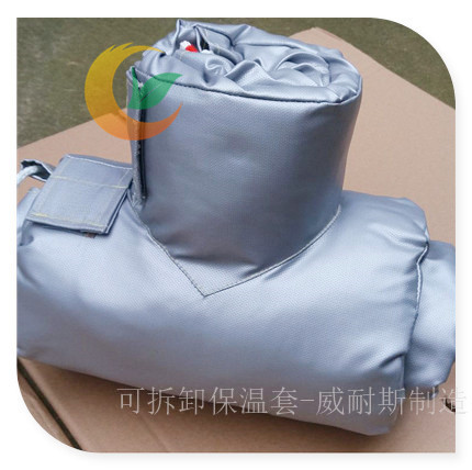 Customized machineTankEquipment Insulation Jacketcover Supplied by Factory Directly