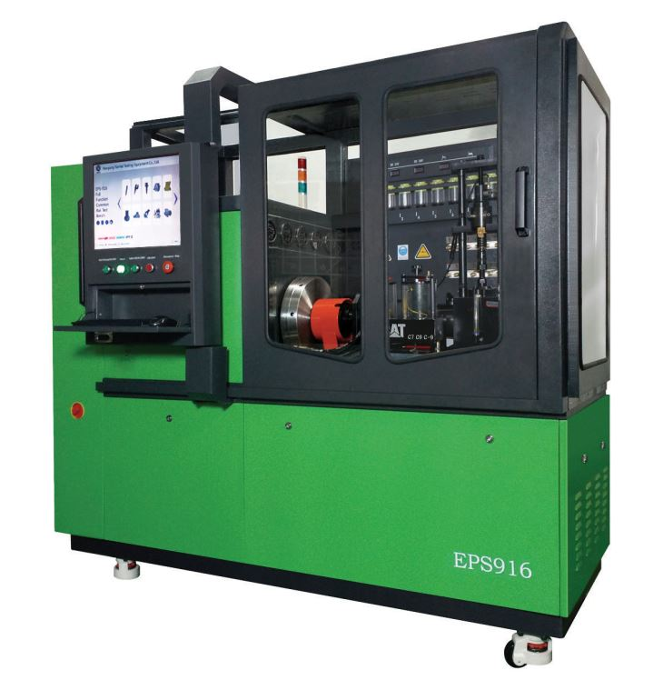 EPS916 Multifunction Diesel injection test bench common rail test bench