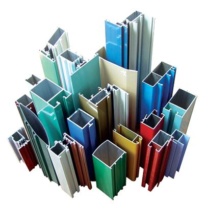 Aluminum Extrusion Profiles for Windows and Doors