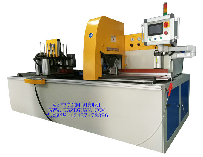 automatic aluminum and copper circular sawing machine automatic aluminum sawing machine